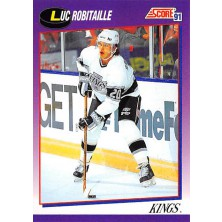 Robitaille Luc - 1991-92 Score American No.3