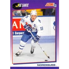 Sakic Joe - 1991-92 Score American No.25
