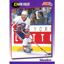 Volek David - 1991-92 Score American No.88