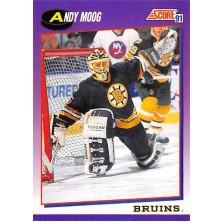 Moog Andy - 1991-92 Score American No.90