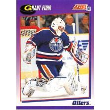 Fuhr Grant - 1991-92 Score American No.114