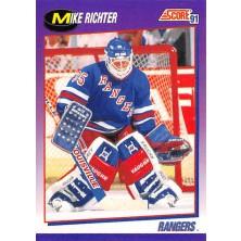 Richter Mike - 1991-92 Score American No.120