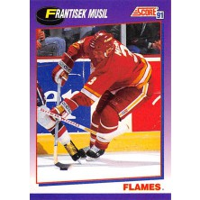 Musil František - 1991-92 Score American No.142