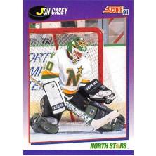 Casey Jon - 1991-92 Score American No.191