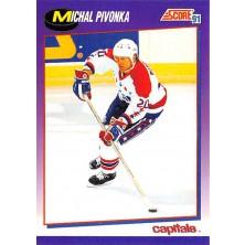 Pivoňka Michal - 1991-92 Score American No.193