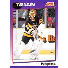 Barrasso Tom - 1991-92 Score American No.225