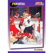 Hextall Ron - 1991-92 Score American No.239