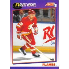 Reichel Robert - 1991-92 Score American No.263