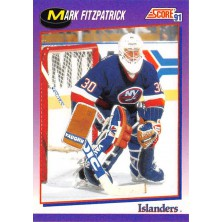 Fitzpatrick Mark - 1991-92 Score American No.266