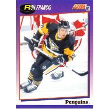 Francis Ron - 1991-92 Score American No.267