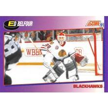 Belfour Ed - 1991-92 Score American No.290