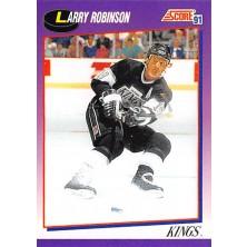 Robinson Larry - 1991-92 Score American No.291