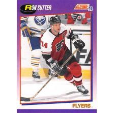 Sutter Ron - 1991-92 Score American No.298
