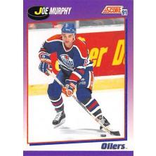 Murphy Joe - 1991-92 Score American No.299