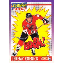 Roenick Jeremy - 1991-92 Score American No.305