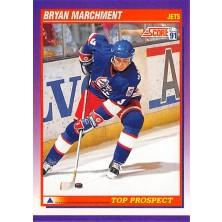 Marchment Bryan - 1991-92 Score American No.314