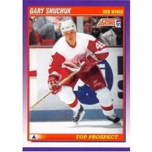 Shuchuk Gary - 1991-92 Score American No.315