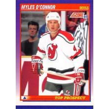 O´Connor Myles - 1991-92 Score American No.322