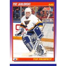 Jablonski Pat - 1991-92 Score American No.329