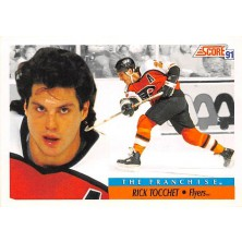Tocchet Rick - 1991-92 Score American No.334