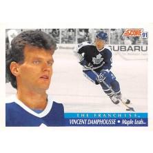 Damphousse Vincent - 1991-92 Score American No.338
