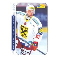 Vůjtek Vladimír - 2000-01 DS No.7