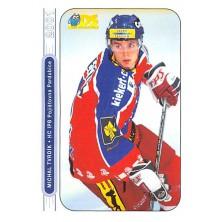 Tvrdík Michal - 2000-01 DS No.96