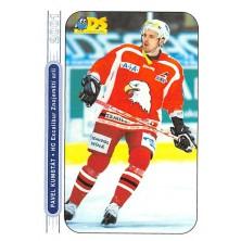 Kumstát Pavel - 2000-01 DS No.101