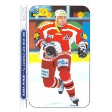 Haman Radek - 2000-01 DS No.107