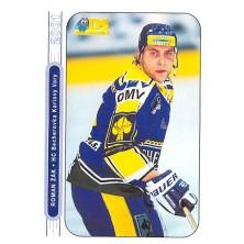 Žák Roman - 2000-01 DS No.126