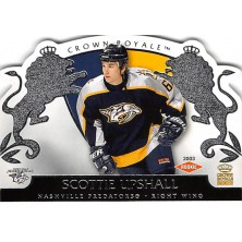 Upshall Scottie - 2002-03 Crown Royale Retail No.125