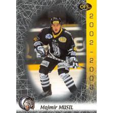 Musil Mojmír - 2002-03 OFS No.161