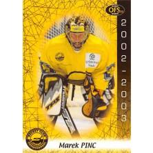Pinc Marek - 2002-03 OFS No.202