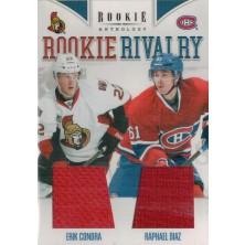 Condra Erik, Diaz Raphael - 2011-12 Rookie Anthology Rookie Rivalry Dual Jerseys No.35