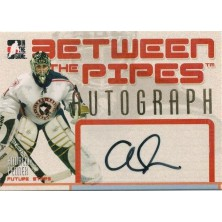 Penner Andrew - 2006-07 Between The Pipes Autographs No.A-AP