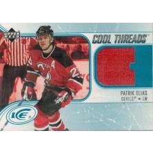 Eliáš Patrik - 2005-06 Ice Cool Threads - red No.CT-PE