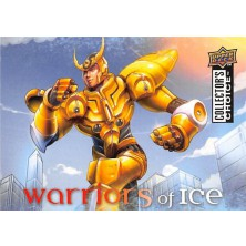 Chára Zdeno - 2009-10 Collectors Choice Warriors of Ice No.W6