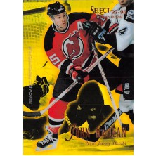 MacLean John - 1995-96 Select Certified Mirror Gold No.92