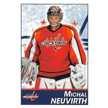 Neuvirth Michal - 2013-14 Panini Stickers No.164