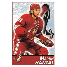 Hanzal Martin - 2013-14 Panini Stickers No.261