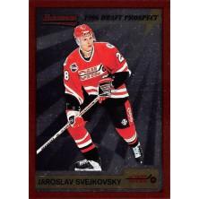 Svejkovský Jaroslav - 1995-96 Bowman Draft Prospect No.P32