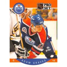 Graves Adam - 1990-91 Pro Set No.84