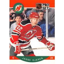 Ojanen Janne - 1990-91 Pro Set No.173