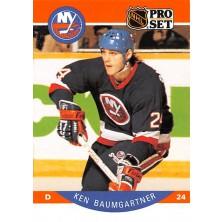 Baumgartner Ken - 1990-91 Pro Set No.178