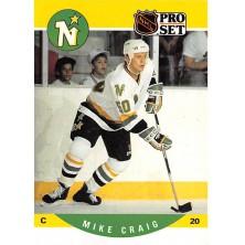 Craig Mike - 1990-91 Pro Set No.613