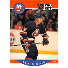 DiMaio Rob - 1990-91 Pro Set No.625
