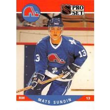 Sundin Mats - 1990-91 Pro Set No.636