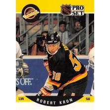 Kron Robert - 1990-91 Pro Set No.642
