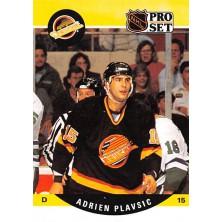 Plavsic Adrien - 1990-91 Pro Set No.644