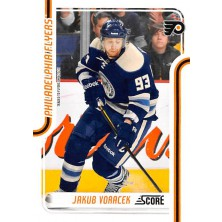 Voráček Jakub - 2011-12 Score No.342